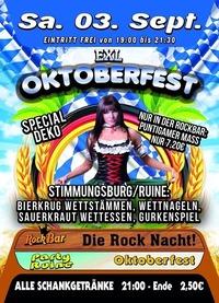 EXL Oktoberfest@Excalibur