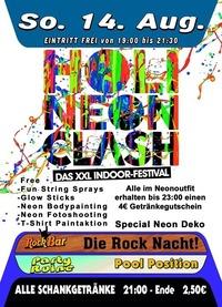 Holi Neon Clash@Excalibur