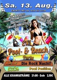 EXL Pool- & Beachparty@Excalibur