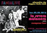European Tour La Severa Matacera@Fania Live