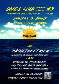 90ies Club: Summer Special #3!