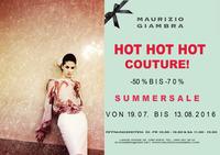 Maurizio Giambra Summer Sale!@Maurizio Giambra Showroom