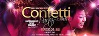 Confetti Party@Excalibur
