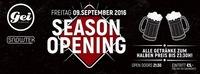 Season Opening im GEI Musikclub, Timelkam@GEI Musikclub