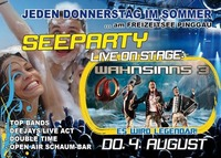 SEEPARTY -> Live on Stage