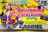 Ballermann & Schlager Party