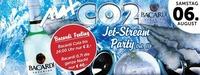 ◭◭ CO2 Jet Stream Party Vol. II ◮◮@MAX Disco