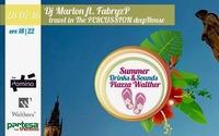 SummerDrinks&Sounds • WaltherPlatz@Piazza Walther Platz, Bolzano
