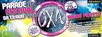 OXA Parade Festival 2016@OXA