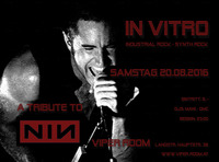 In Vitro: Industrial Rock - Synth Rock@Viper Room