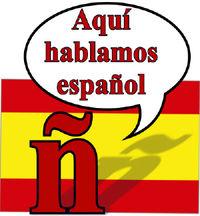 Me gusta hablar español