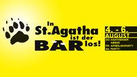 In St. Agatha ist der Bär los!
