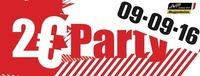 2€ Party Meggenhofen 2016@Stockhalle