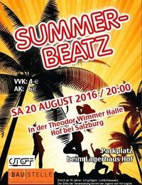 SummerBeatz2016@Theodor Wimmer Halle