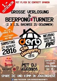 DERB - Die Hausparty@P.P.C.