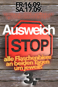 Ausweich Stop@Spessart