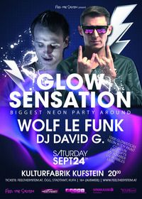 Glow Sensation Kufstein - biggest Neon-party around