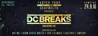 Fasten Your Seatbelts w/ DC Breaks@Warehouse
