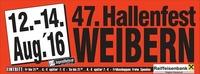 Hallenfest Weibern@Feuerwehrhalle