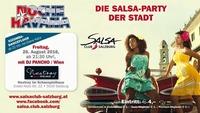 Noche Havana 26.08.2016 die Salsa Party der Stadt Salsa Club Salzburg@Nestroy im Schauspielhaus