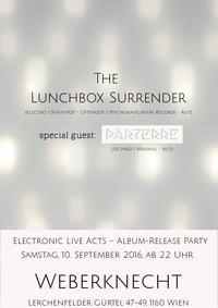 Silver Gloves & Spaces - Album Release und Afterparty@Weberknecht