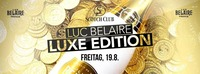 Luc Belaire Luxe Edition • 19/08/16 • Scotch Club@Scotch Club