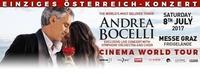 Andrea Bocelli - Cinema World Tour@Grazer Congress