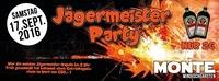 Jägermeister Party@Monte