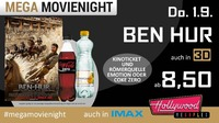 Mega Movienight: Ben Hur@Hollywood Megaplex