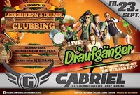 1. LEDERHOSEN & DIRNDL CLUBBING @Gabriel Entertainment Center