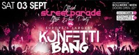 Season Opening: Official Streetparade After Show Party Vs Konfetti Bang@Bollwerk