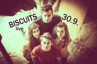 Biscuits live in der Villa@Die Villa - musicclub