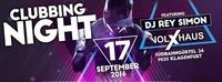 Haus im Tal präsentiert: Clubbing Night mit DJ Rey Simon@Volxhaus - Klagenfurt