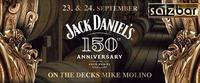 Jack Daniels Party mit Deejay Mile Molino@Salzbar