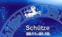 Sternzeichen-SCHÜTZE