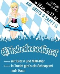 Oktoberfest@Mausefalle