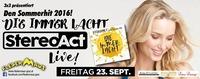 3 x 3 präsentiert: Stereoact – DIE IMMER Lacht!@Fledermaus Graz