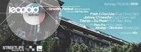 Leopold lädt ein x Streetlife Festival Aftershowparty - hosted by FM4 Tribe Vibes // Ptah & Con Live! x Trishes & DJ Phekt x Pez@Café Leopold