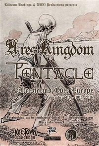 Ares Kingdom, Pentacle & Supports@Viper Room