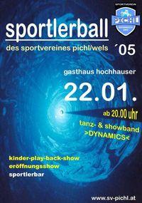 Sportlerball 2005@Gh. Hochhauser