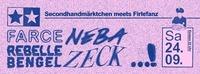 SHMF presents FARCE / NEBA / Rebelle Bengel / ZECK@The Loft