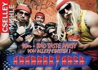 90er Bad Taste Party feat. Karaoke Bash@Cselley Mühle