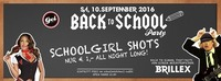 Back To School Party im GEI Musikclub, Timelkam@GEI Musikclub