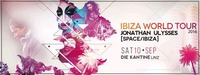 Ibiza World Tour 2016 mit Jonathan Ulysses(Space Ibiza)@Die Kantine