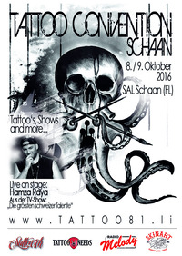 Tattoo Convention Schaan (LI)@SAL Schaan (LI)