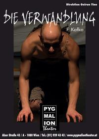 DIE VERWANDLUNG von Franz Kafka@Pygmalion Theater Wien