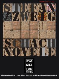 DIE SCHACHNOVELLE von Stefan Zweig@Pygmalion Theater Wien