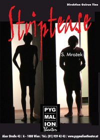 STRIPTEASE von Sławomir Mrożek@Pygmalion Theater Wien