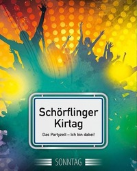 Schörflinger Kirtag 2016 jaxx! Partyzelt@jaxx! Partyzelt