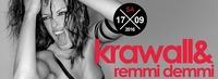 BIG present Krawall und REMMI DEMMI@Baby'O